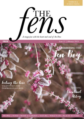 The Fens Wisbech February 2019 by The Fens magazine - issuu