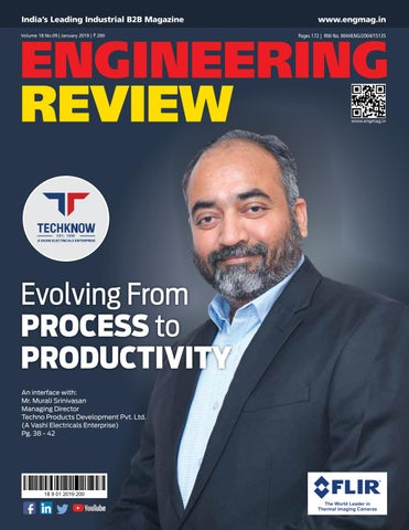 Engineering Review - January 2019 by Divya Media Publications Pvt