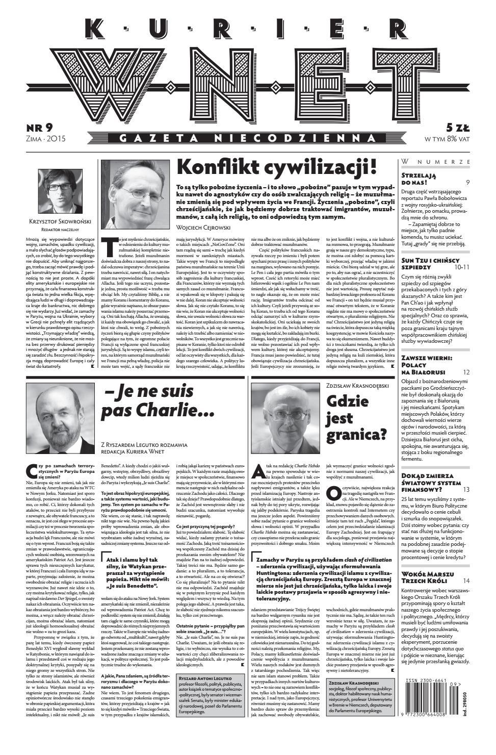 d037248688 Kurier WNET Gazeta Niecodzienna