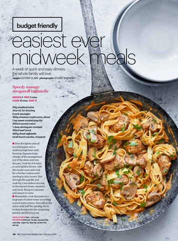 Page 32 of Easiest Ever Midweek Meals