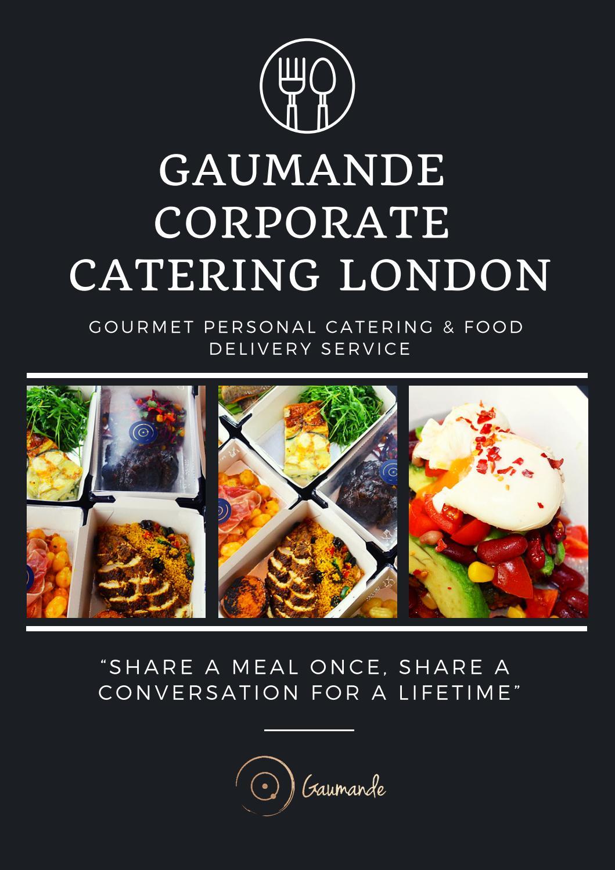 Healthy Food Delivery In London Gaumande By Gaumande Uk Issuu