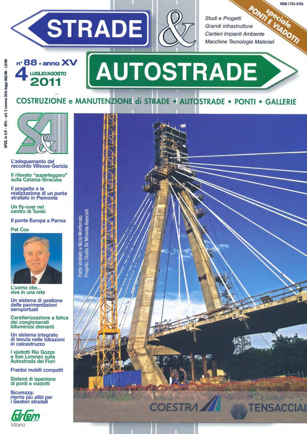 S A 87 Maggio-G 2011 by Strade Autostrade - EDI-CEM Srl - issuu c2686a33261