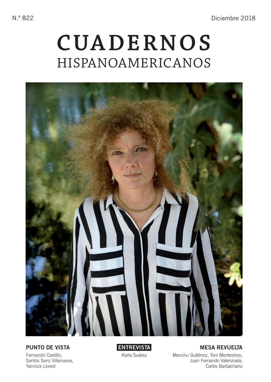 Cuadernos Hispanoamericanos (Número 822 1b19831b5f441