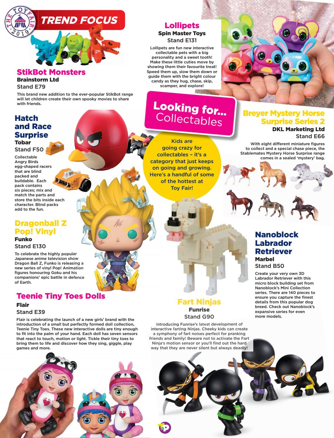 Toy Fair Daily News Day 1 January 22nd by Lema Publishing