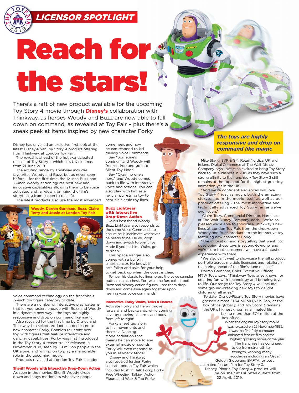 b3a3b5fc5c Toy Fair Daily News Wednesday 23rd 2019 by Lema Publishing - issuu