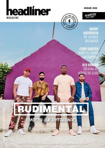 Ad Trend Ingrosso.Headliner Magazine Issue 28 By Headliner Magazine Issuu