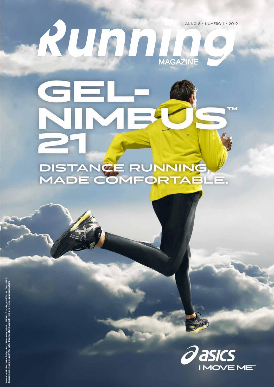 6b03138972 Running Magazine 1 2019 by Sport Press - issuu