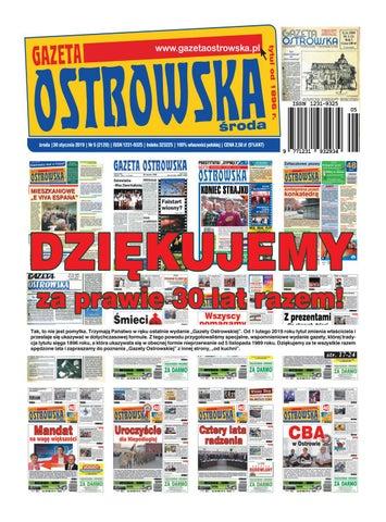 Gazeta Ostrowska 52019 2120 By Gazeta Ostrowska Issuu