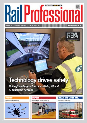 Rail Professional October 2014 issue by Rail Professional Magazine