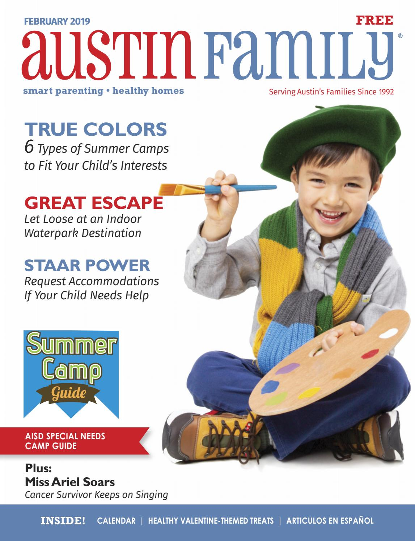 Austin Calendar February 2019 Austin Family Magazine February 2019 by Austin Family Magazine   issuu