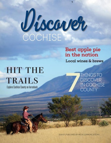 Discover_Cochise_2018 by Wick Communications - issuu