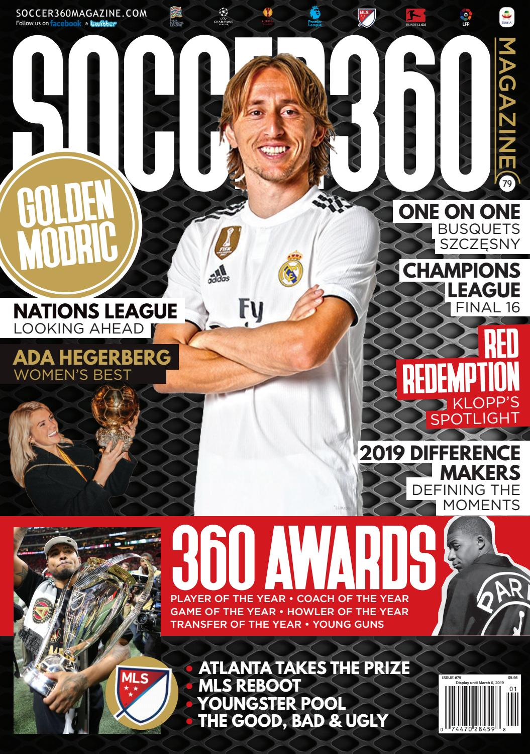 Soccer 360 Magazine Jan Feb 2019 Edition By Soccer 360 Magazine Issuu