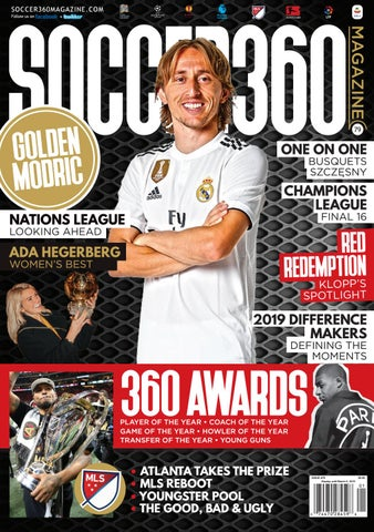 f5d4c6f7e Soccer 360 Magazine Jan/Feb 2019 Edition by Soccer 360 Magazine - issuu