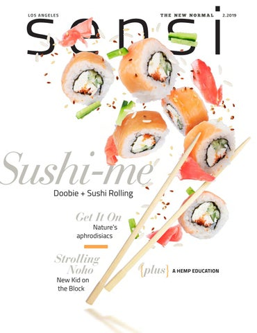 3381eea159a4 Sensi Magazine - Los Angeles (February 2019) by Sensi Media Group ...