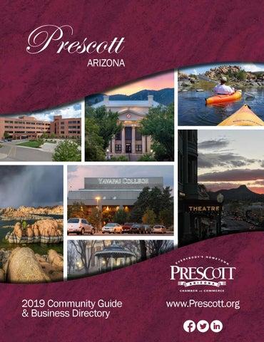 7704f8f917b 2019 Prescott Chamber of Commerce Community Guide and Business ...