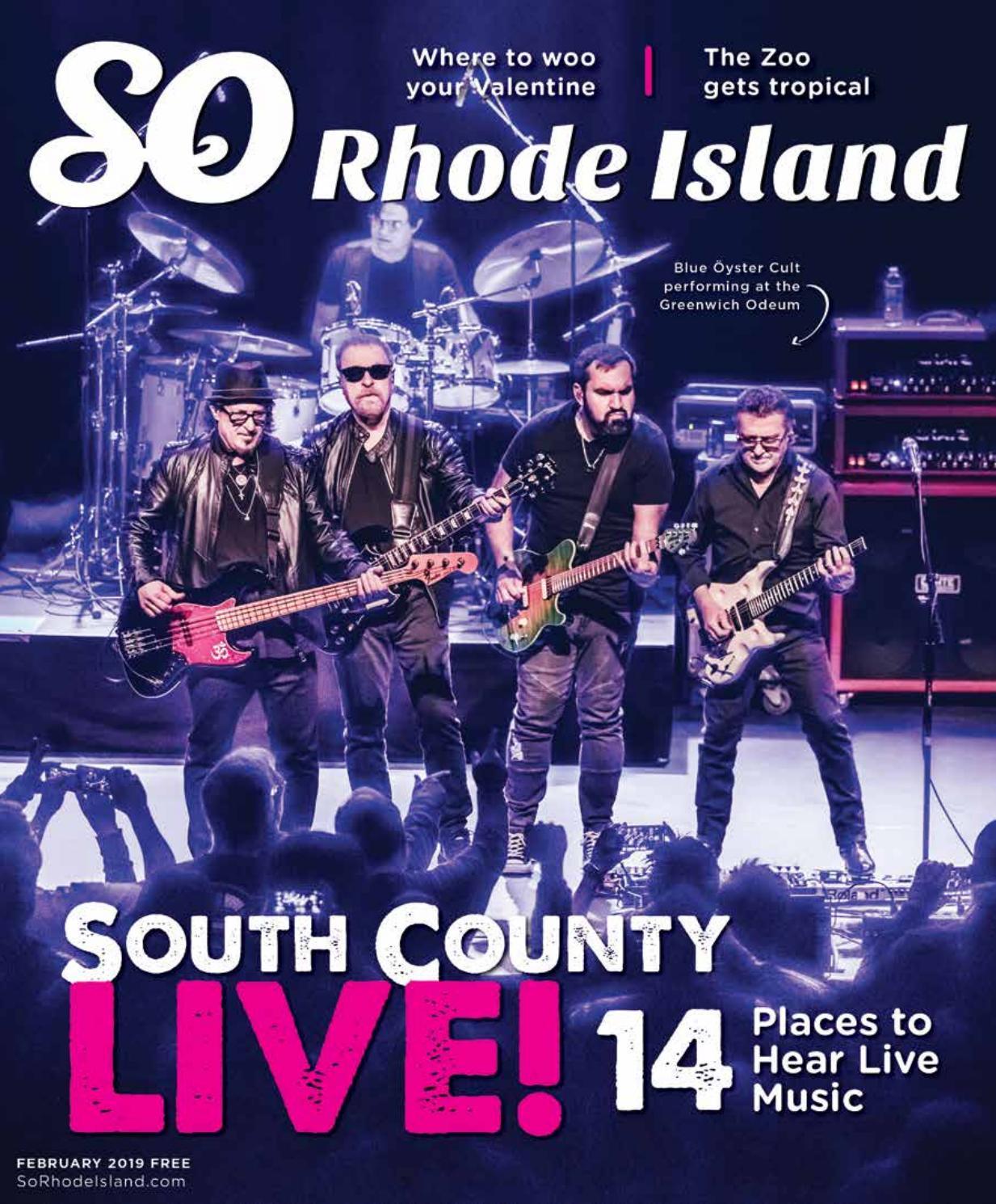 SO Rhode Island February 2019 by Providence Media - issuu