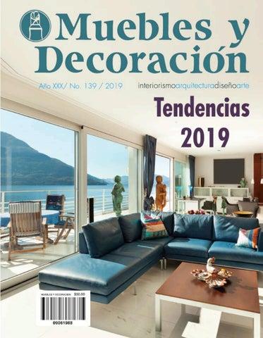 33fa161788 Revista Muebles y Decoración   Edición 139 by Revista Muebles y ...