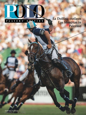 c0716c9837 February 2019 Polo Players' Edition by United States Polo ...