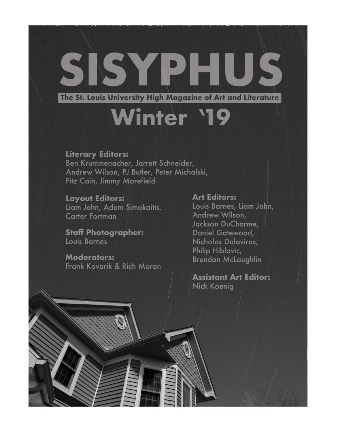8495e0c2fc Sisyphus by SLUH - issuu