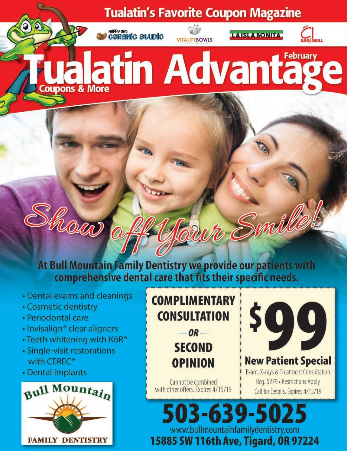 Tualatin Advantage Guide - February 2019 by Active Media