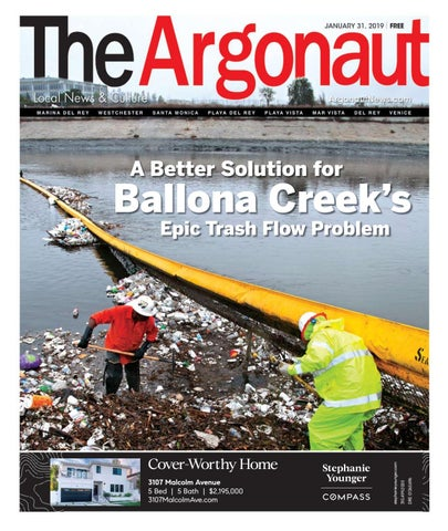 The Argonaut Newspaper — January 31, 2019
