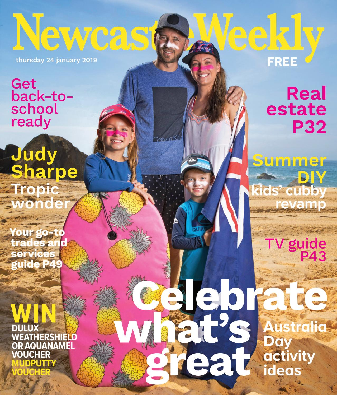 be5ab165ef2 24 January 2019 by Newcastle Weekly Magazine - issuu