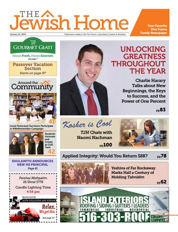 Five Towns Jewish Home - 1-31-19 by Yitzy Halpern - issuu