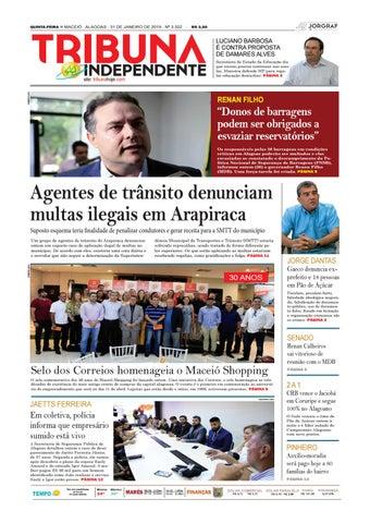 803ac4d76e Edição número 3322 - 31 de janeiro de 2019 by Tribuna Hoje - issuu