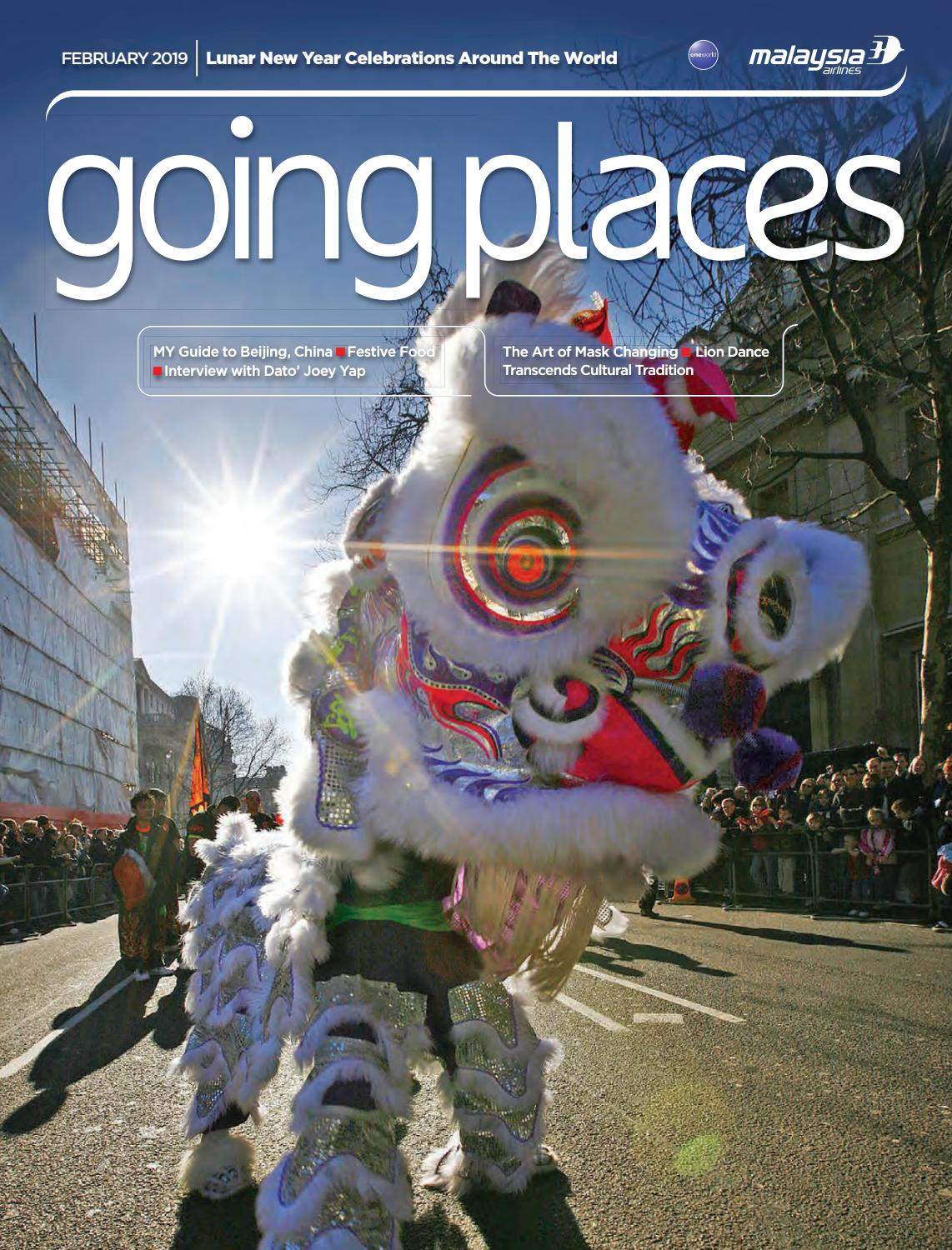 4545e7a1621a5 Going Places February 2019 by Spafax Malaysia - issuu