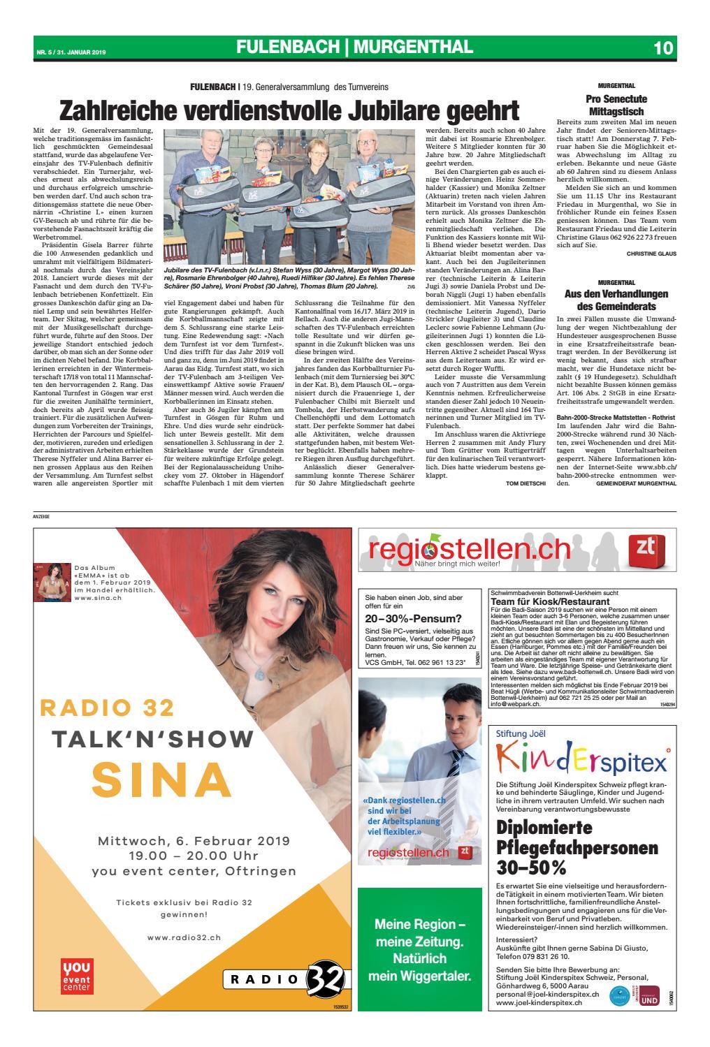Wiggertaler 05/19 by ZT Medien AG - issuu