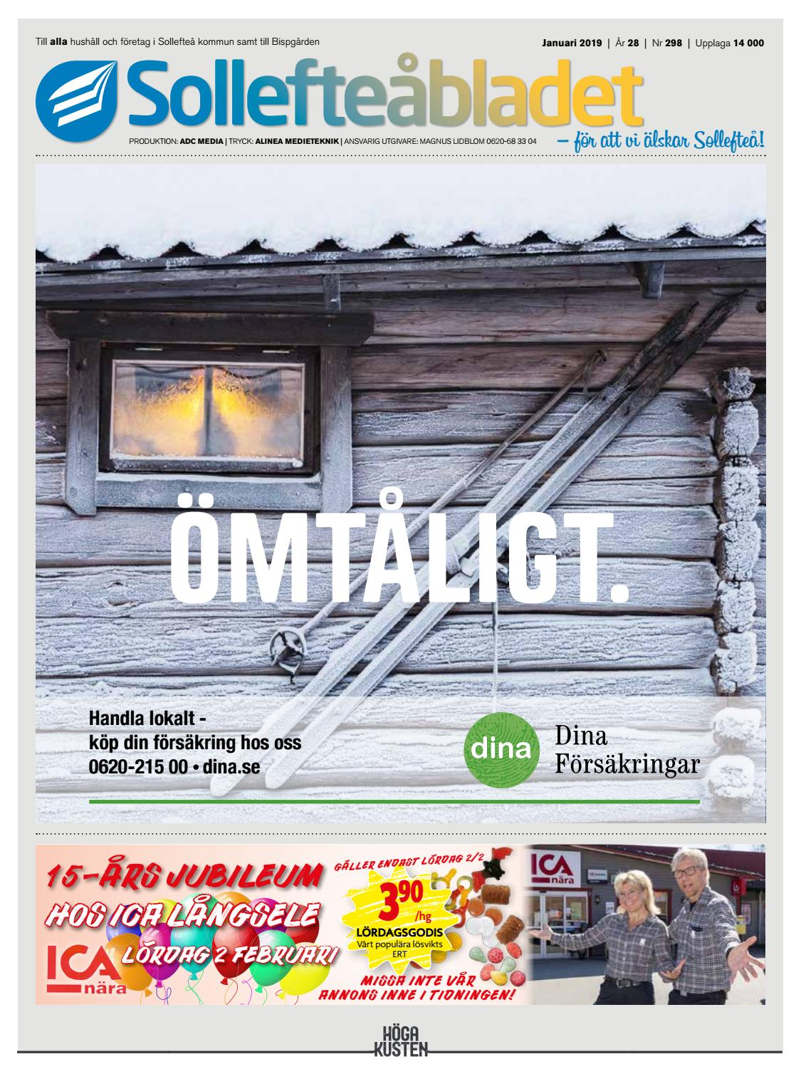 Solleftebladet 1905 by ADC Media - issuu