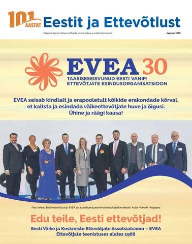f3b3d0e3a9b 101 aastat Eestit ja Ettevõtluest (jaanuar 2019) by AS Ekspress ...