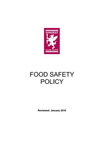 SFBB Safer Food Better Business for Caterers 2018 Pack Restaurants Takeaways