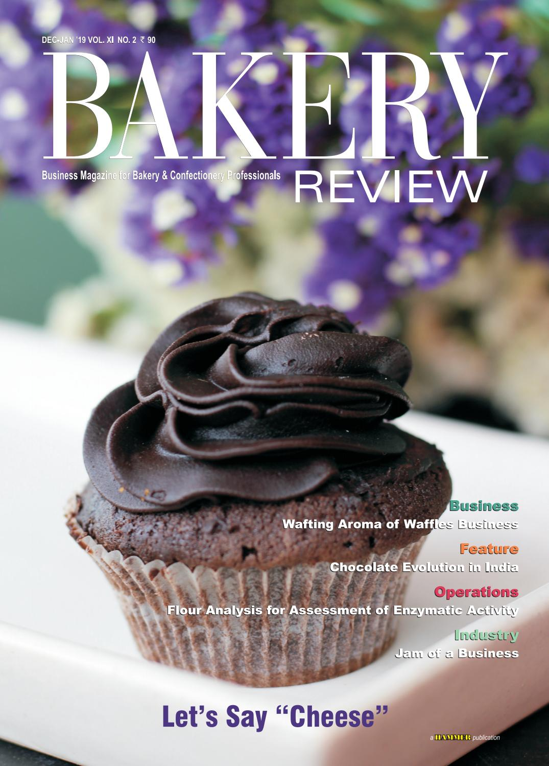 Bakery Review (Dec-Jan2019) by Bakery Review - issuu