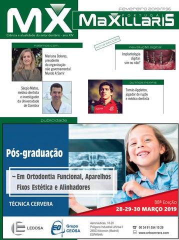 MAXILLARIS Portugal fevereiro 2019 by CYAN EDITORES 25a8c98e5aa1d