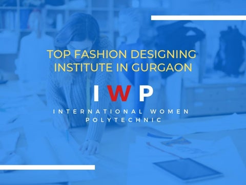 Top Fashion Designing Institute In Gurgaon By Ashley Rosa Issuu