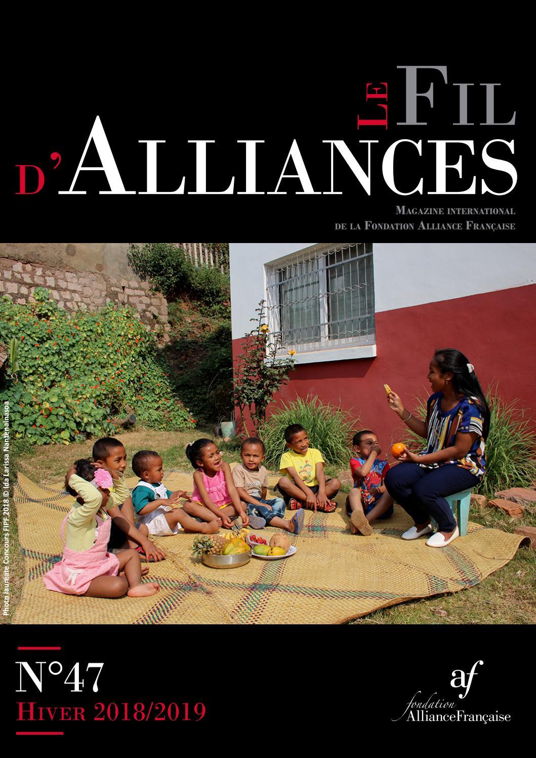Périmètre Du Mur D Aurélien fil d'alliances n°47 - janvier 2019fondation alliance
