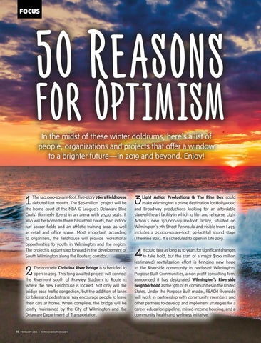 Page 18 of 50 Reasons For Optimism