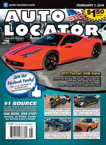256d27c285 02-07-19 Auto Locator by Auto Locator and Auto Connection - issuu