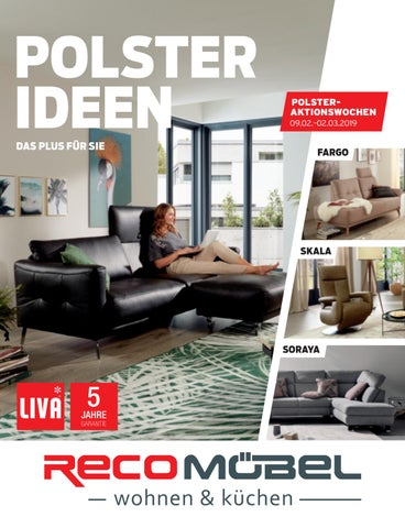 Attraktiv Reco Möbel   Polsterideen Februar 2019 By Garant Gruppe   Issuu