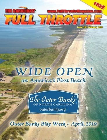 February 2019 - Issue #247 by The Carolinas' Full Throttle Magazine