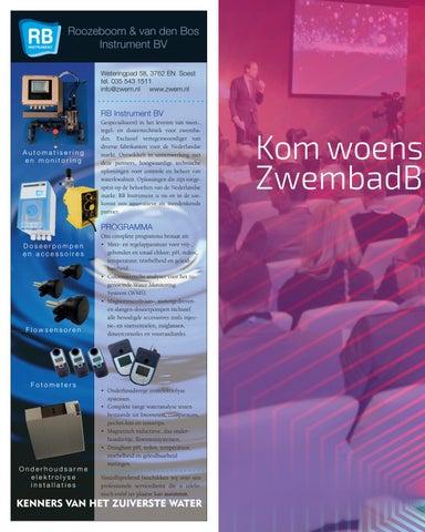 Page 12 of ZwembadBranche Congres