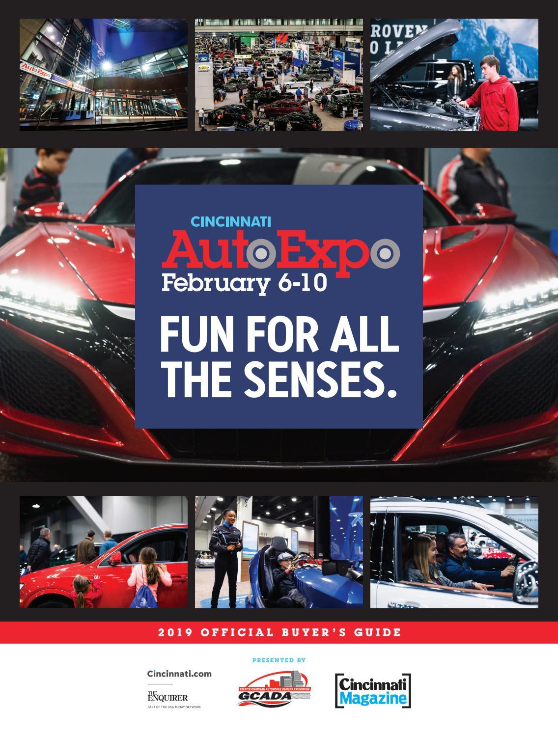 0d89238a83 Cincinnati Auto Expo 2019 by Cincinnati Magazine - issuu