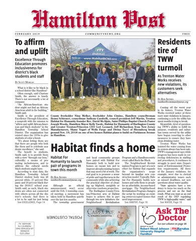 Hamilton Post | February 2019 by Community News Service - issuu