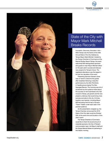 Page 47 of State of the City with Mayor Mark Mitchell Breaks Records