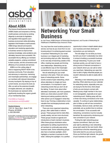 Page 49 of Networking Your Small Business