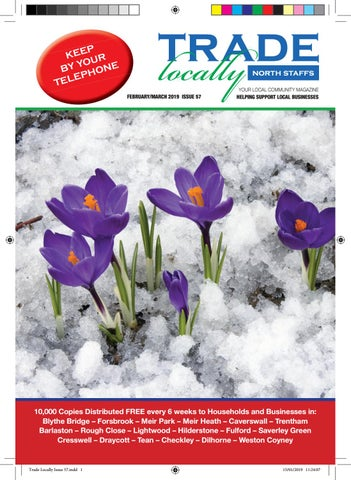 Trade Locally Issue 57 by Ian Thirlwall - issuu