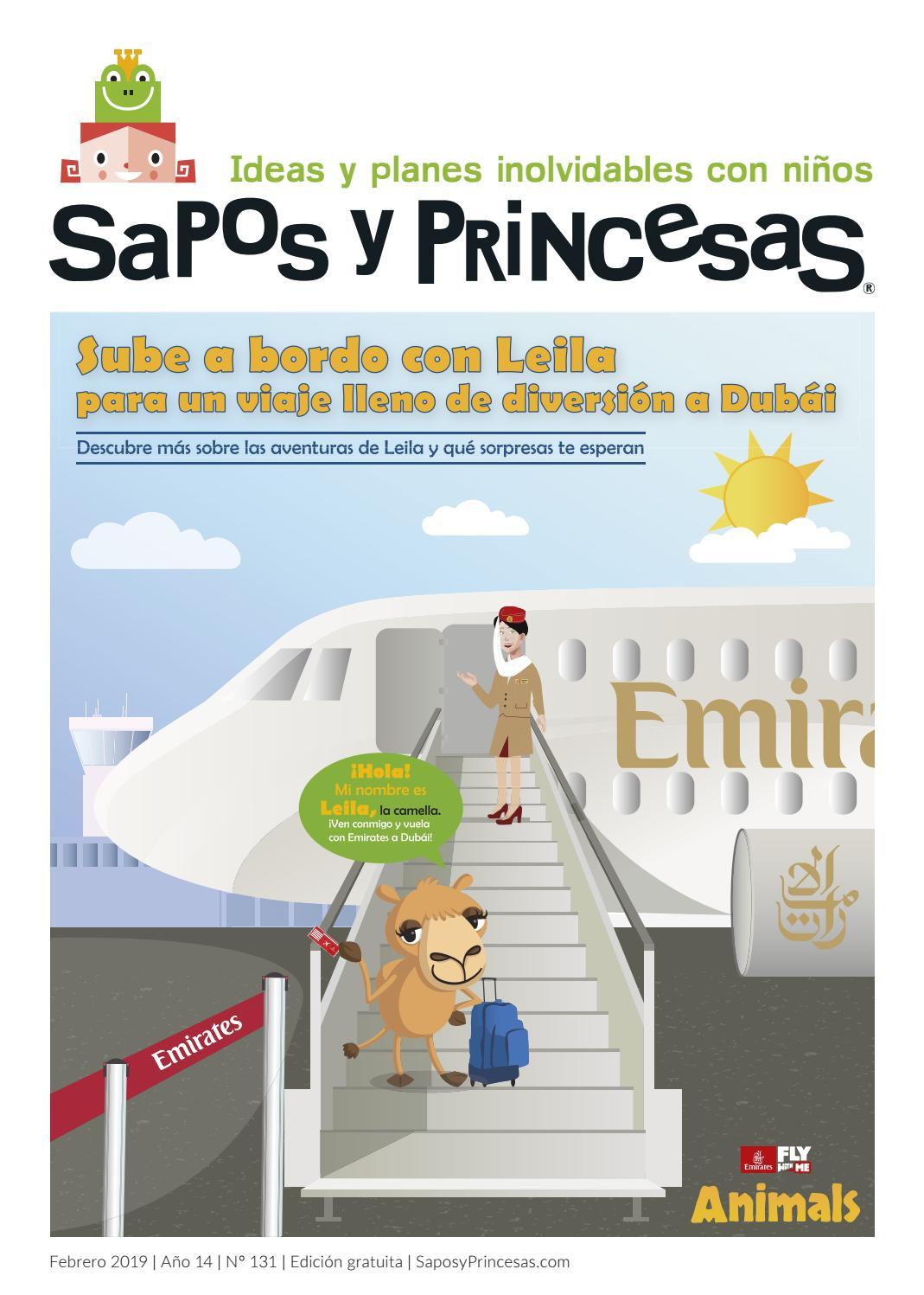 131 Sapos y Princesas Febrero 2019 by SAPOS Y PRINCESAS - issuu 1322a4f0c42
