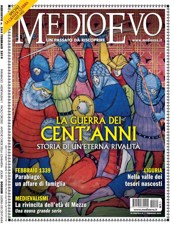 Medioevo n. 265, Febbraio 2019 by Medioevo issuu