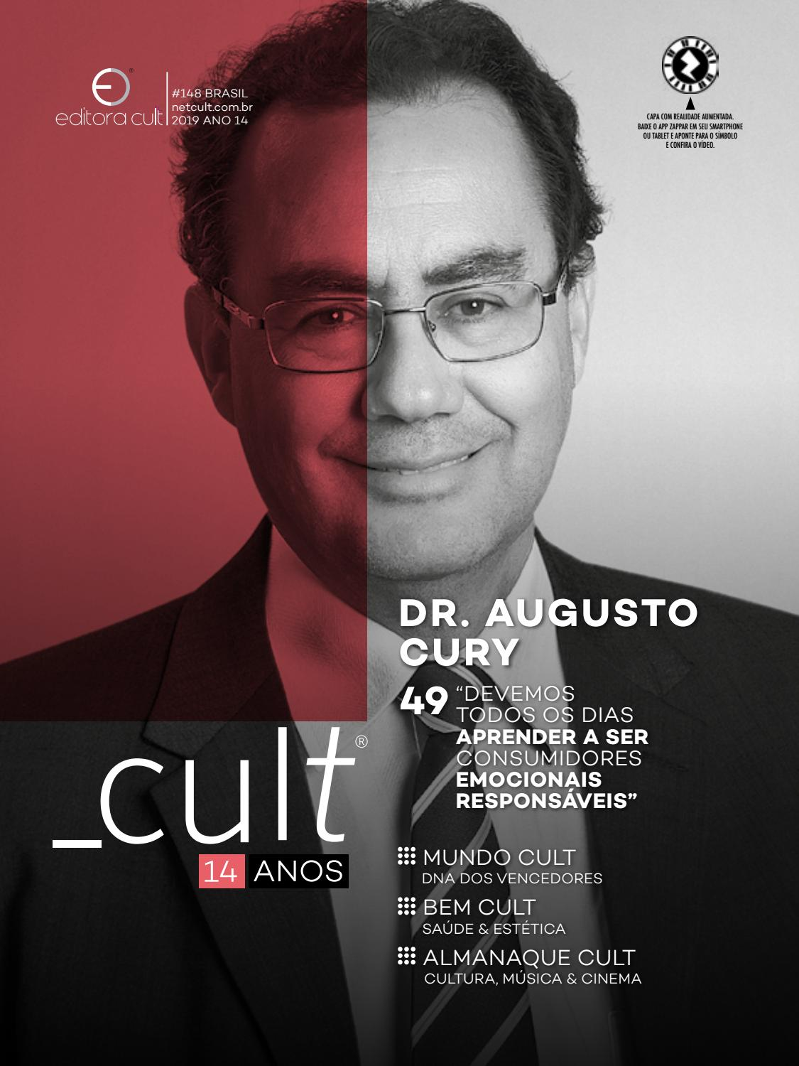 e14d6716de048 Cult 148  Augusto Cury by Revista Cult - issuu